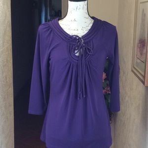 Worthington purple top